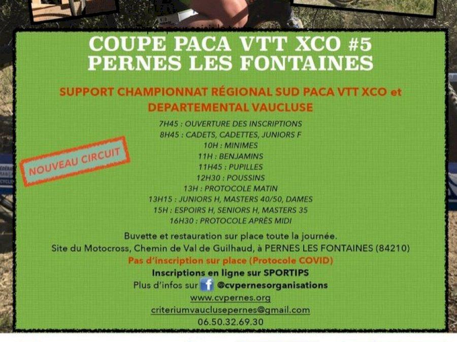 CHAMPIONNAT VAUCLUSE Pernes Les Fontaines - Dimanche 27 Septembre