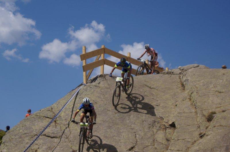 Luka catégorie cadet Alpe d'Huez 2020